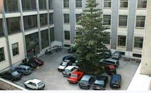 Condominio con parcheggio