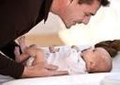 Papà e bambino