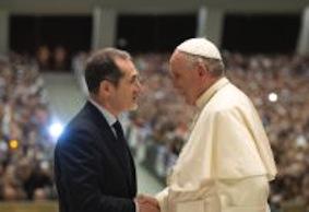 Bottalico Papa Francesco 23maggio2015
